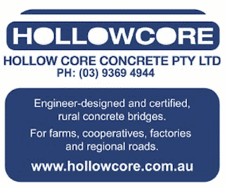 Hollow Core Banner