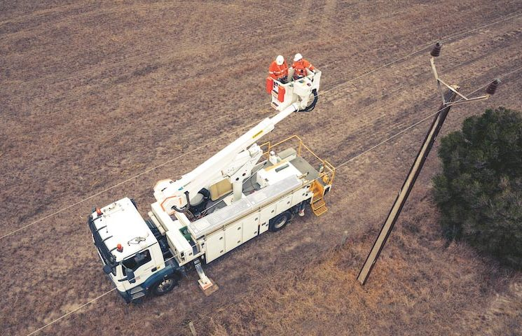 Setting up Powerlines