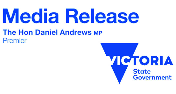 Media Release by Victorian Premier