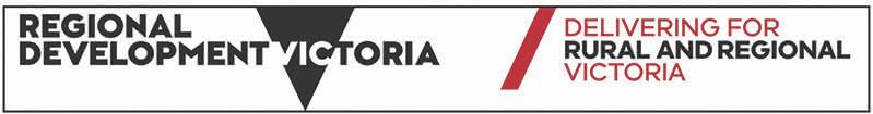 Regional Development Victoria Banner Ad